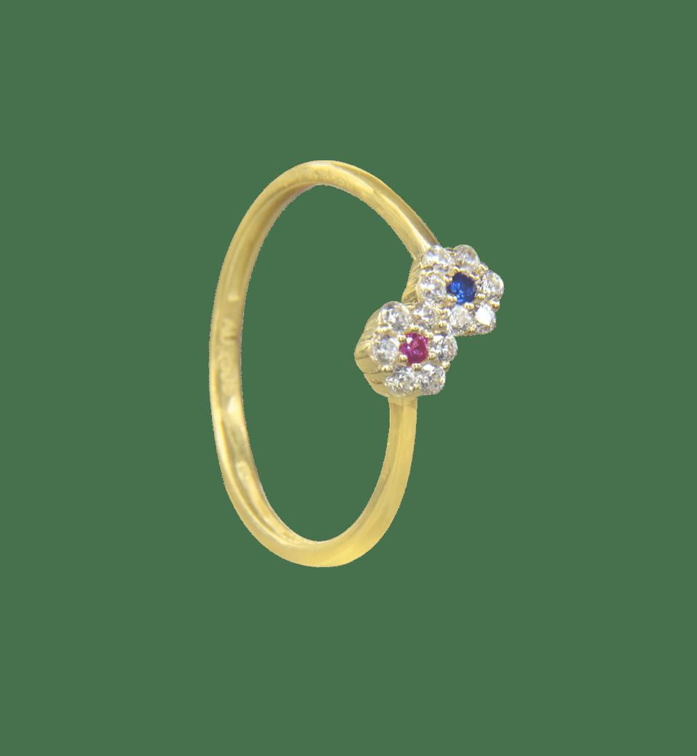 Liliana Ring - Oro China Jewelry